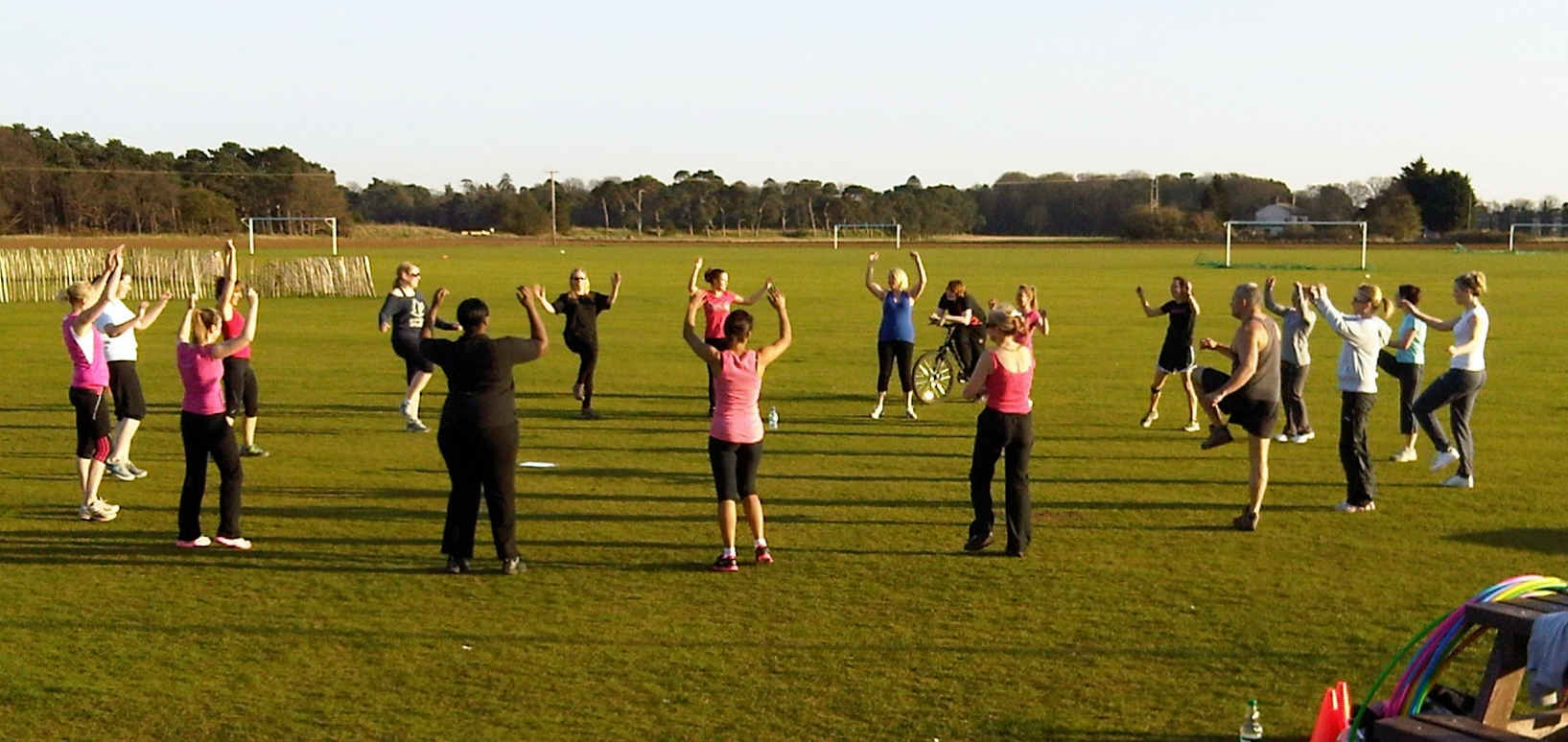 Bootcamps - Inspirational Fitness